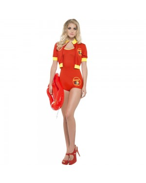 Babe Baywatch Costume