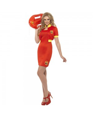Baywatch Outfit Front at Fancy Dress and Party