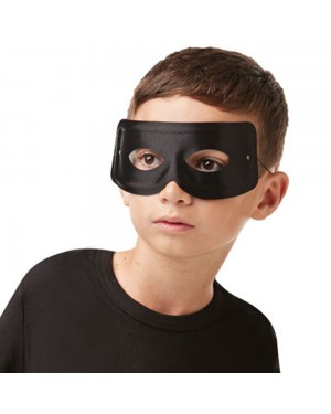 Black Eye Mask at Fancy Dress and Party