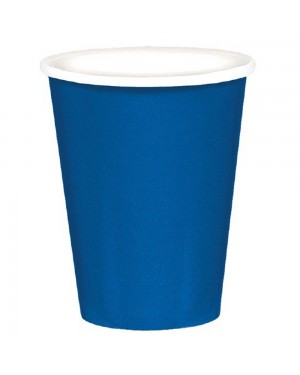 Blue Paper Cups at Fancy Dress and Party