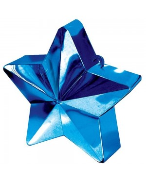 Blue Star Balloon Weight at Fancy Dress and Party
