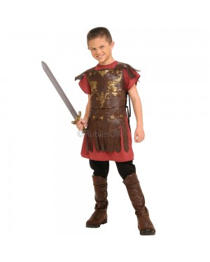 Boys Gladiator Outfit at Fancy Dress and Party