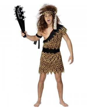 Caveman Costume at Fancy Dress and Party