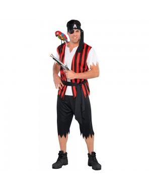 Cheap Pirate Costume at Fancy Dress and Party