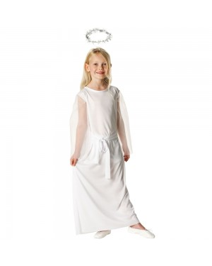 Childrens Angel Costume at Fancy Dress and Party