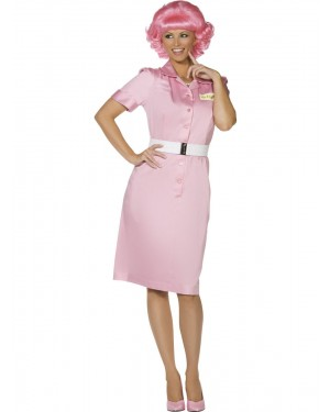 Frenchy Grease Costume at Fancy Dress and Party