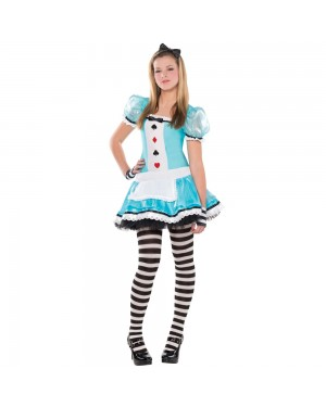 Girls and Teens Alice Dress at Fancy Dress and Party