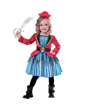 Girls Pirate Dress at Fancy Dress and Party