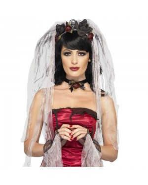 Gothic Bride Kit at Fancy Dress and Party