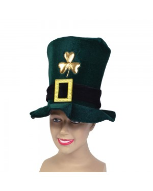 Green Irish Hat at Fancy Dress and Party