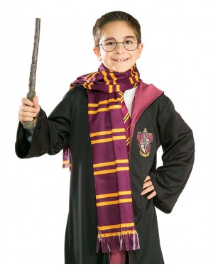 Harry Potter Scarf at Fancy Dress and Party