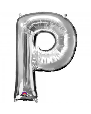 Helium Letter Balloon P at Fancy Dress and Party