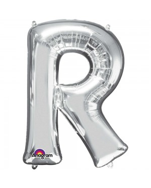 Helium Letter Balloon R at Fancy Dress and Party