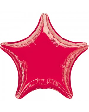 Helium Red Star Balloon at Fancy Dress and Party