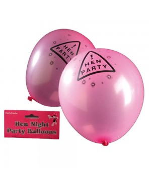 Hen Party Balloons at Fancy Dress and Party