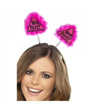 Hen Party Head Boppers at Fancy Dress and Party