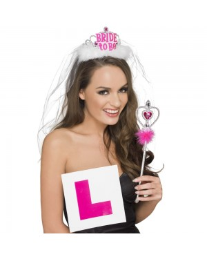 Hen Party Instant Kit at Fancy Dress and Party
