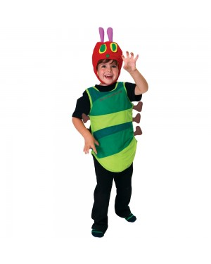 Hungry Caterpillar Costume at Fancy Dress and Party