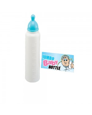 Jumbo Baby Milk Bottle at Fancy Dress and Party