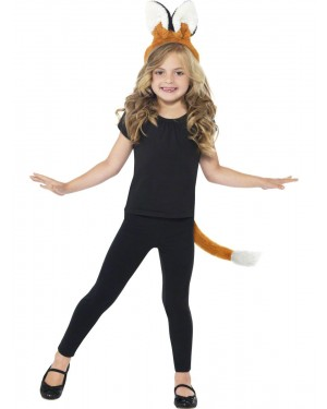 Kids Fox Set at Fancy Dress and Party