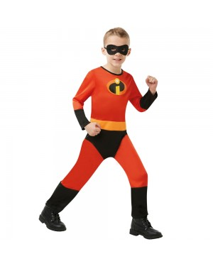 Kids Incredibles Costume Boys View at Fancy Dress and Party