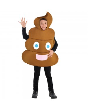 Kids Poo Costume at Fancy Dress and Party