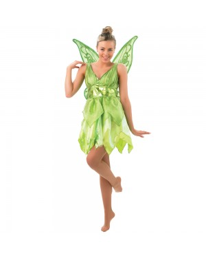 Ladies Tinker Bell Costume at Fancy Dress and Party