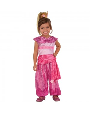 Leah Genie Shimmer and Shine Costume at Fancy Dress and Party