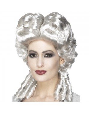 Marie Antoinette Wig at Fancy Dress and Party