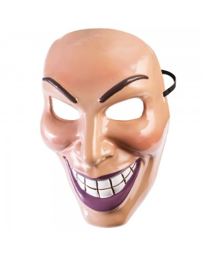 Mens Purge Mask at Fancy Dress and Party