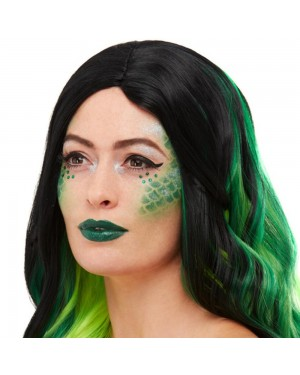 Mermaid Makeup at Fancy Dress and Party