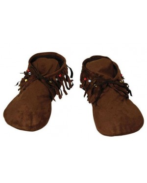 Moccasin Shoes at Fancy Dress and Party