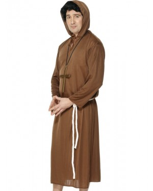 Monk Costume at Fancy Dress and Party