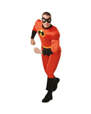 Mr Incredible Costume at Fancy Dress and Party