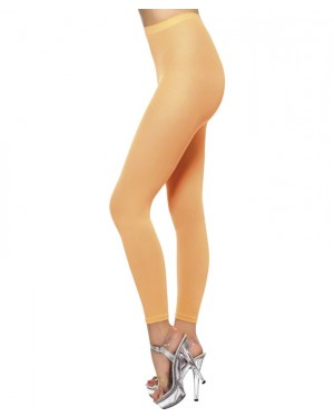 Neon Orange Tights at Fancy Dress and Party