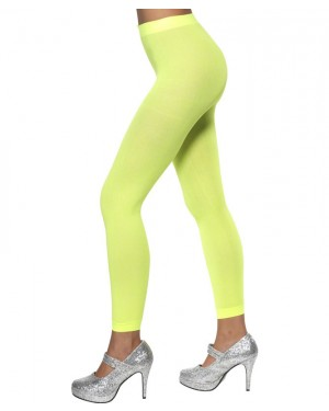 Neon Green Tights at Fancy Dress and Party