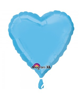 Pale Blue Heart Balloon at Fancy Dress and Party