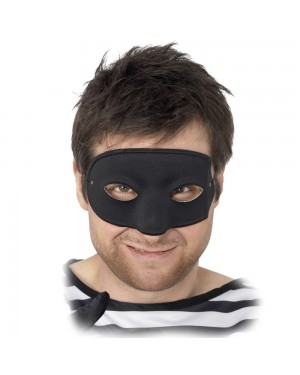 Plain Black Eyemask at Fancy Dress and Party