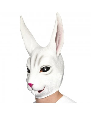 Rabbit Mask at Fancy Dress and Party