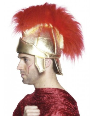 Roman Helmet at Fancy Dress and Party