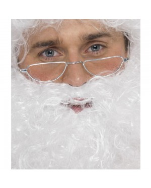 Santa Glasses at Fancy Dress and Party