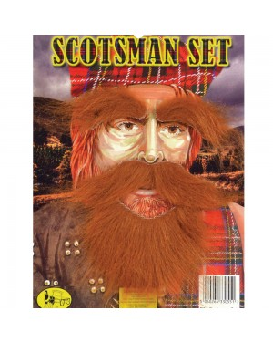 Scotsman Set at Fancy Dress and Party
