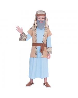 Shepherd Nativity Costume at Fancy Dress and Party