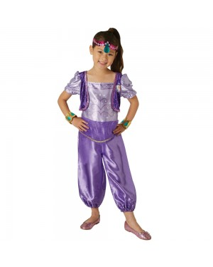 Shimmers Shimmer and Shine Costume at Fancy Dress and Party