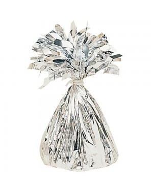 Silver Balloon Weight at Fancy Dress and Party