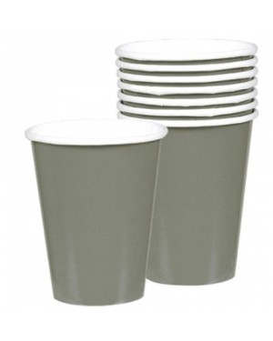 Silver Paper Cups at Fancy Dress and Party