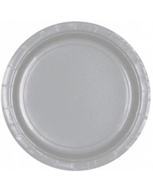 Silver Paper Plates at Fancy Dress and Party