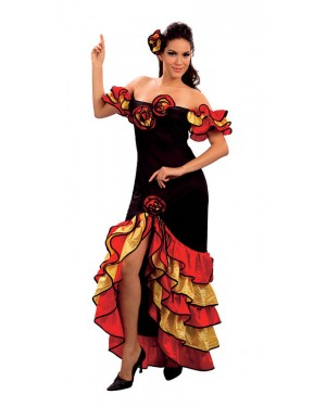 Spanish Costume at Fancy Dress and Party