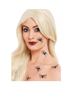 Spider Makeup at Fancy Dress and Party