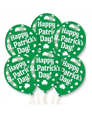 St Patricks Day Balloons at Fancy Dress and Party
